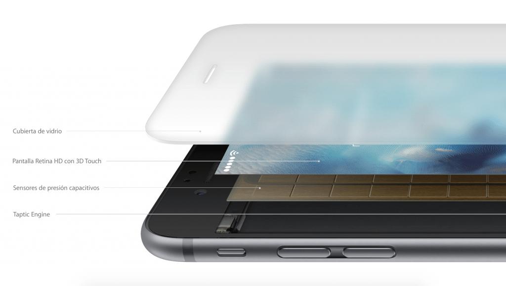 Iphone 6s 3d