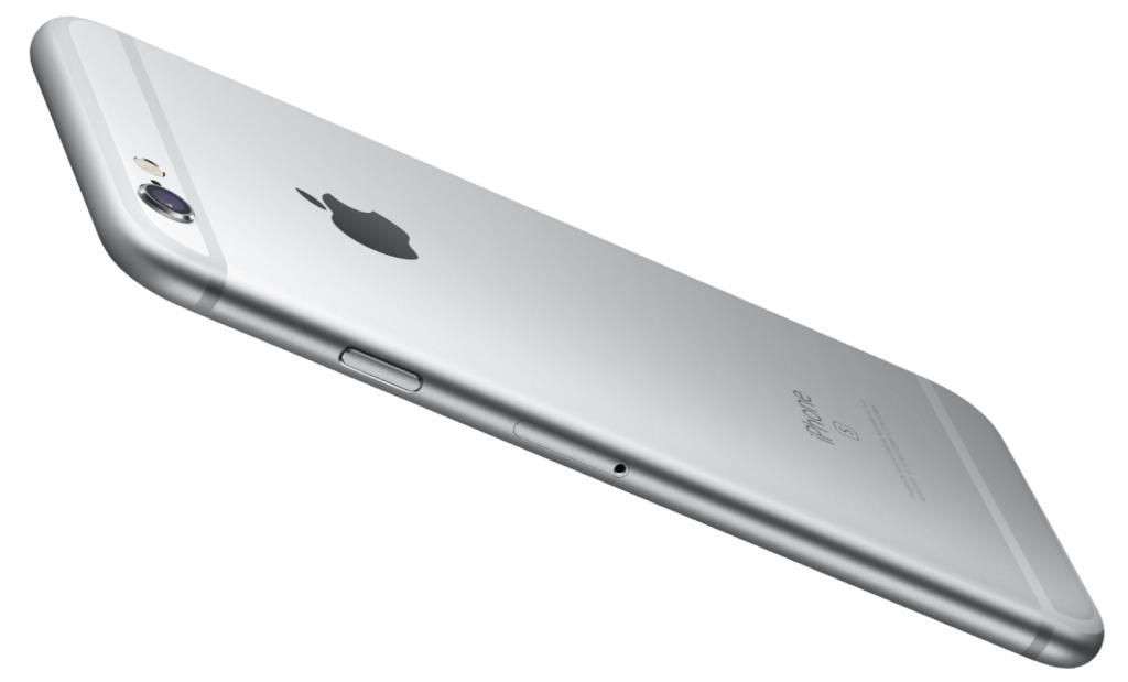 Iphone 6s aluminio