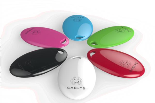 Gablys, el gadget para evitar robos y perdidas de objetos