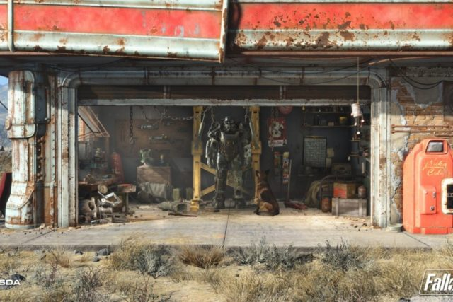 Fallout 4: Mapas, cabezones, revistas y más