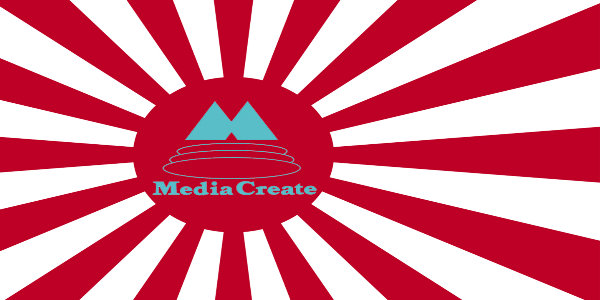 media create ventas en japón