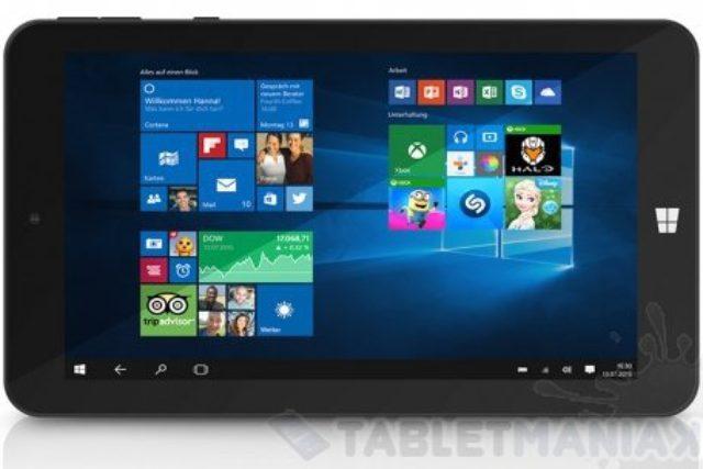 La tablet más barata con Windows 10