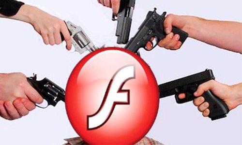 Eliminación de Flash