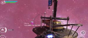 simulador espacial Stellar Wanderer