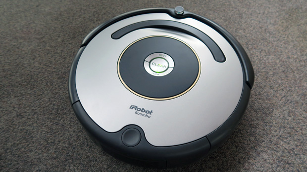 an lisis del robot aspirador roomba 615 irobot. Black Bedroom Furniture Sets. Home Design Ideas