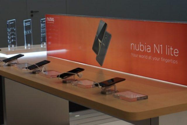 Nubia N1 Lite