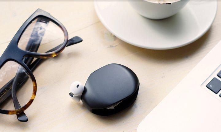 Porta auriculares Gary: desenredando tus problemas