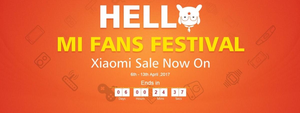 Nuevo evento en Geekbuying con ofertas de Xiaomi