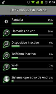 aumentar la bateria