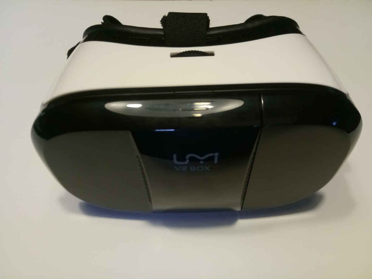 Frontal VR Box 3