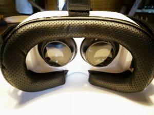 UMIDIGI VR Box 3 Trasera