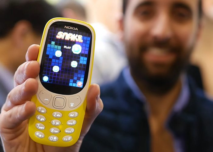 Nokia 3310 disponible en España pronto