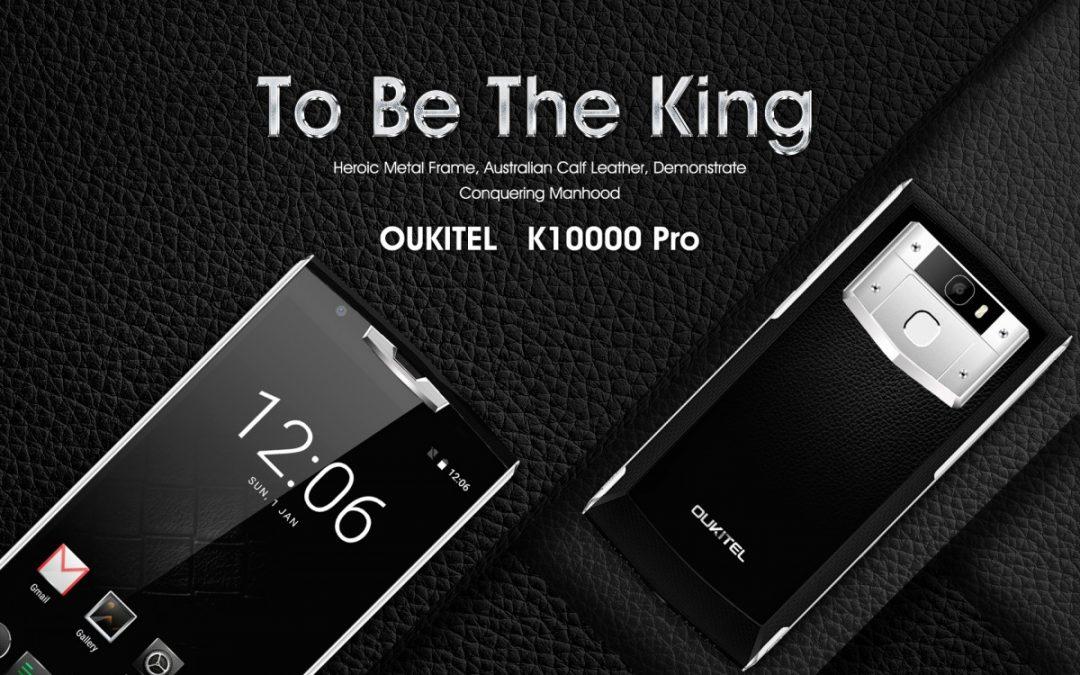 Obtén regalos con preguntas frecuentes del Oukitel K10000 Pro