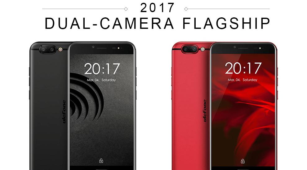 Ulefone Gemini Pro portada